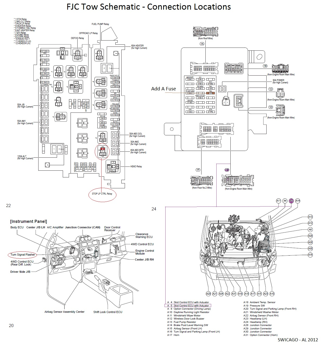 1977 Amc Jeep Ignition Module Wiring on driving light wiring diagram additionally turn signal switch