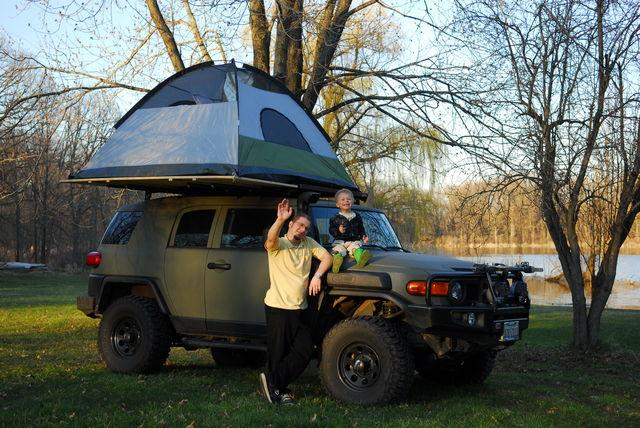 & DIY Trailer / Roof Top Tent - Page 3 - Expedition Portal